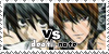 Vs Death note - Stamp by Kaorulov