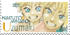 Father and son - Stamp by Kaorulov