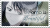Momo - Stamp by Kaorulov