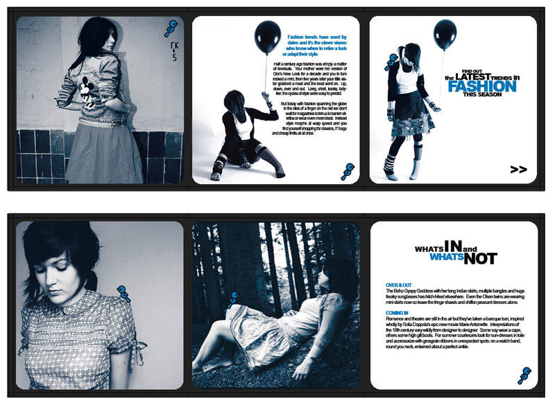 Fashion Brochure Roll Fold by StolenStars on DeviantArt – Fashion Design Brochure Template