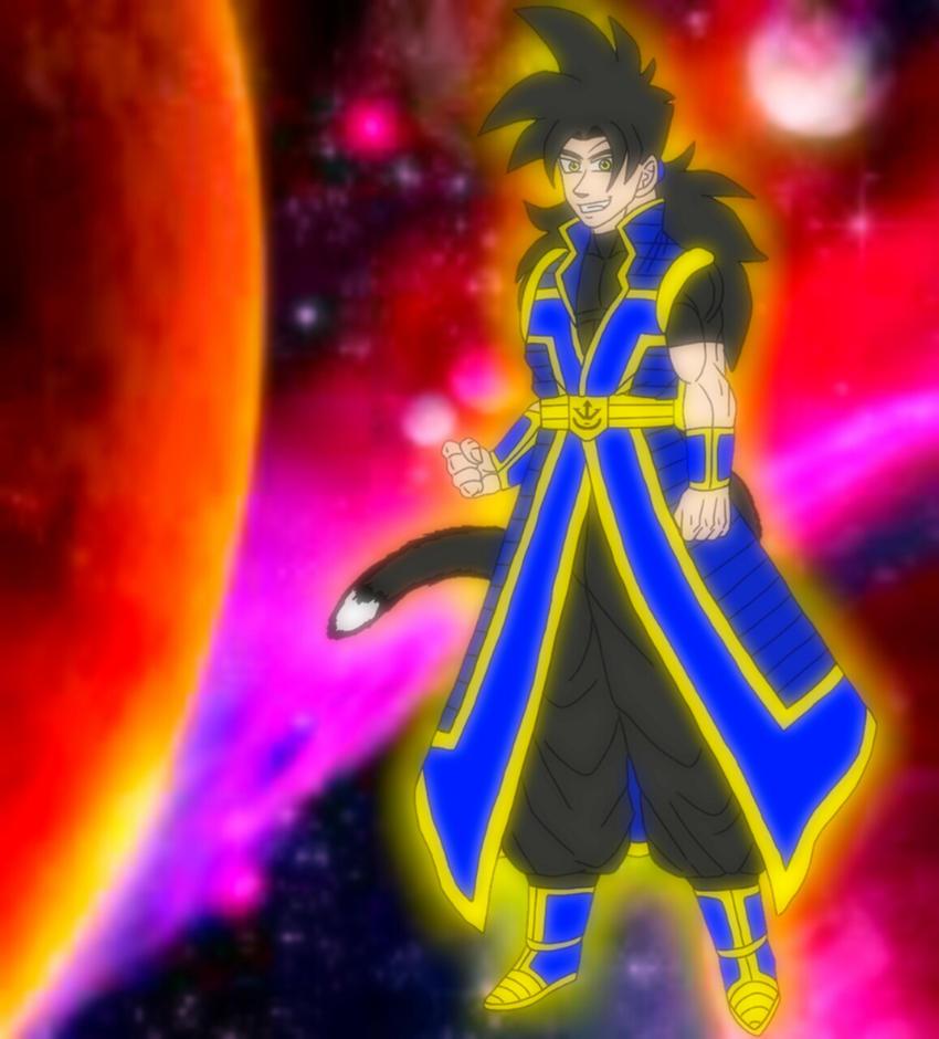 King Roken of Planet Kibuu (Bio in description) by DeityDeviantWarrior
