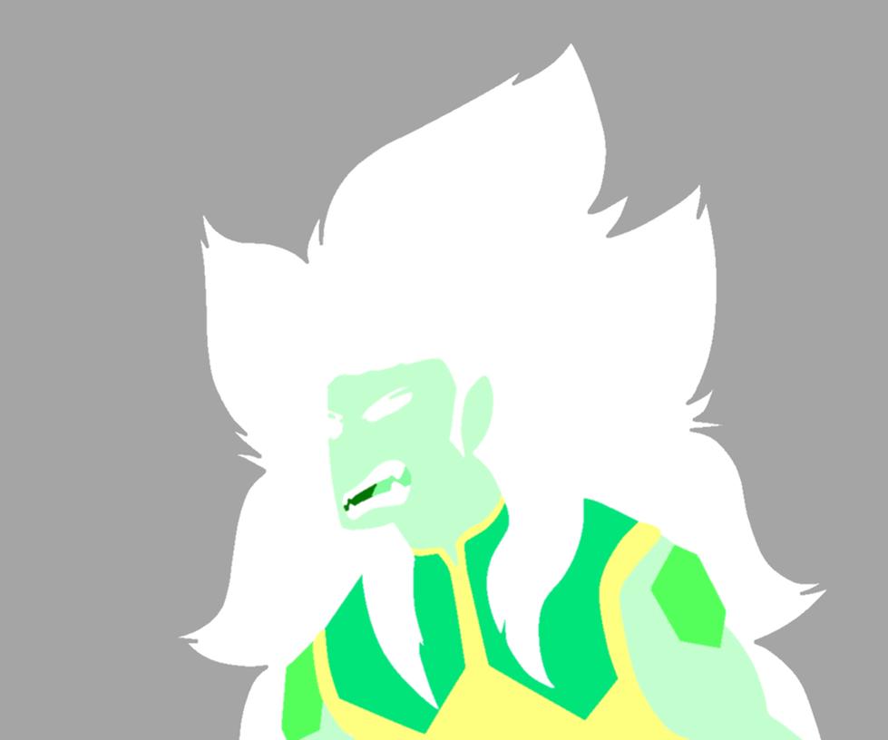 Emerald /No Line Art by DeityDeviantWarrior