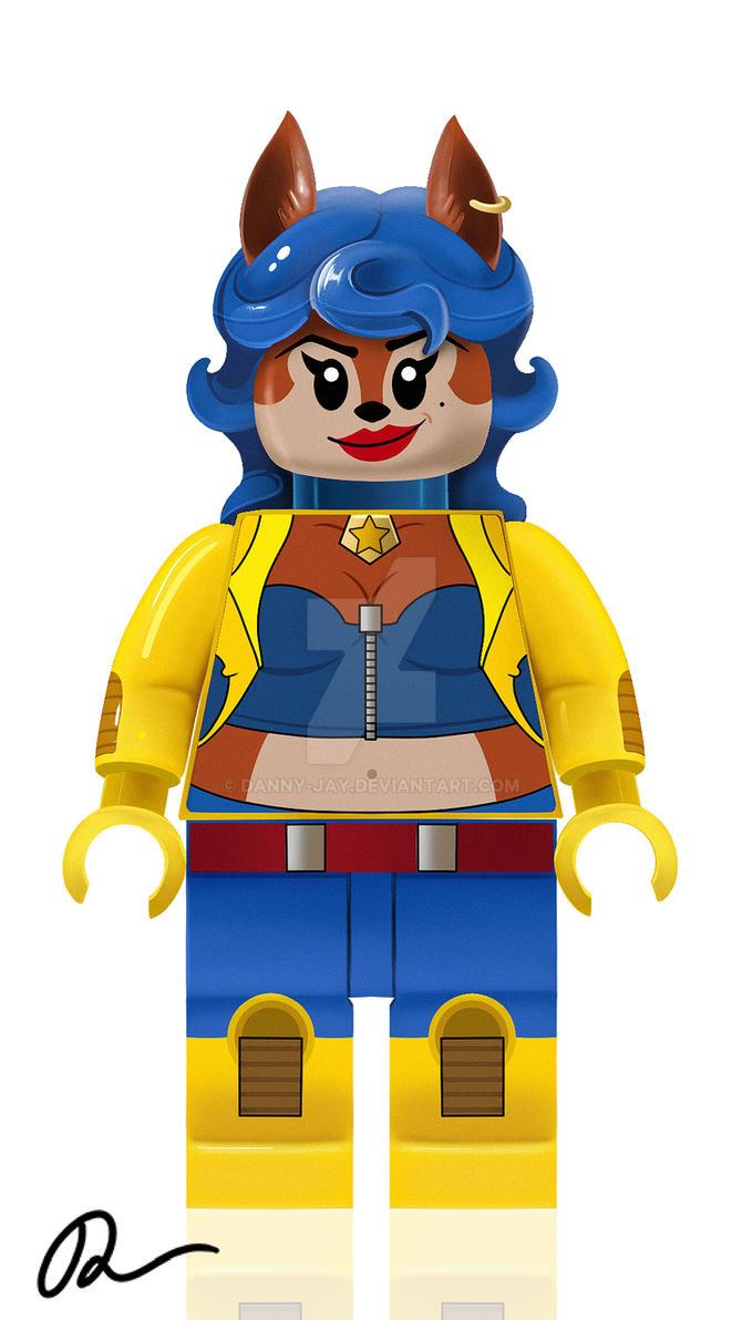 Lego Sly Cooper Carmelita Fox By Danny Jay On Deviantart
