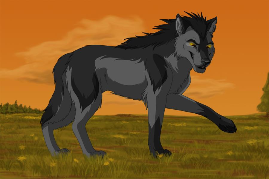 Raider by Starwuff