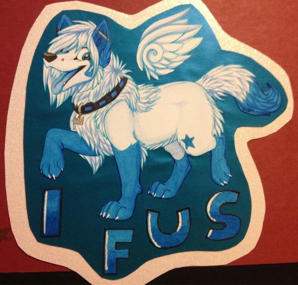 Ifus badge by Starwuff
