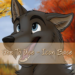 Autumn wolf Base by Starwuff