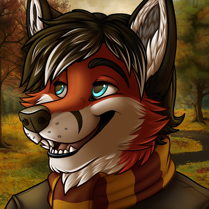 Forest Stroll by Starwuff