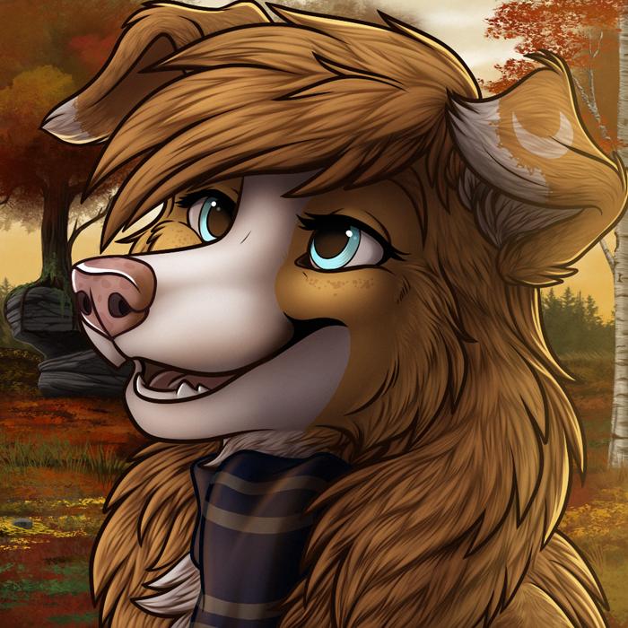 Autumn warmth by Starwuff