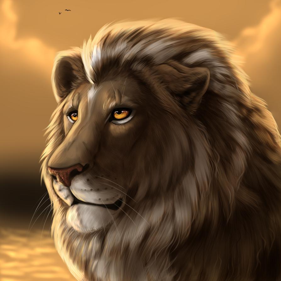 King by Starwuff