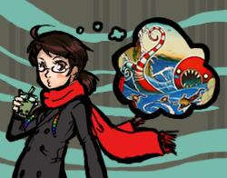 Octo Dream Art by hiogen