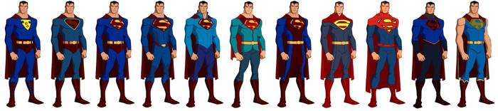 Superman Line-up
