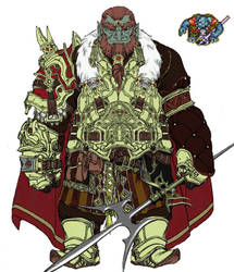 Ganondorf: A Link to the Past by womack90