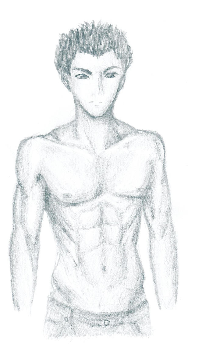 Male Anatomy by bunnyqueen09 on DeviantArt