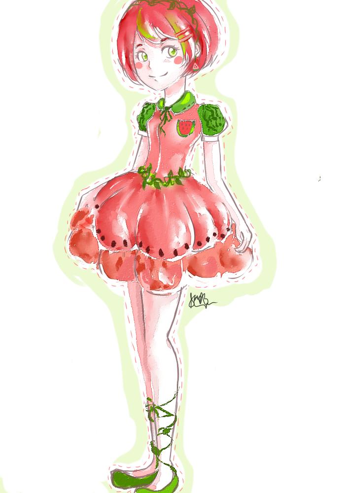 Watermelon by JaZzCaSt