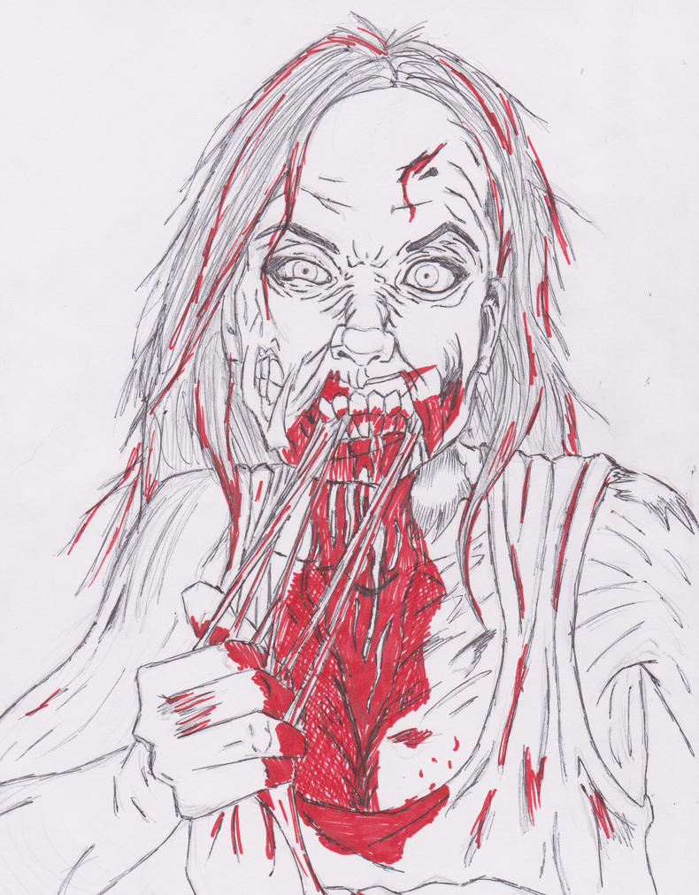 Undead Female by Bragalia