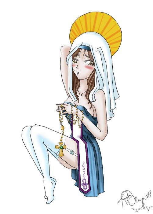 Sexy Virgen 23