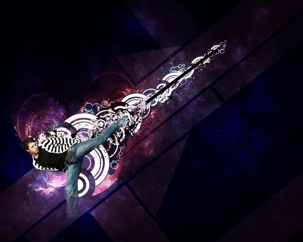 Universal Gunslinger by silverin87