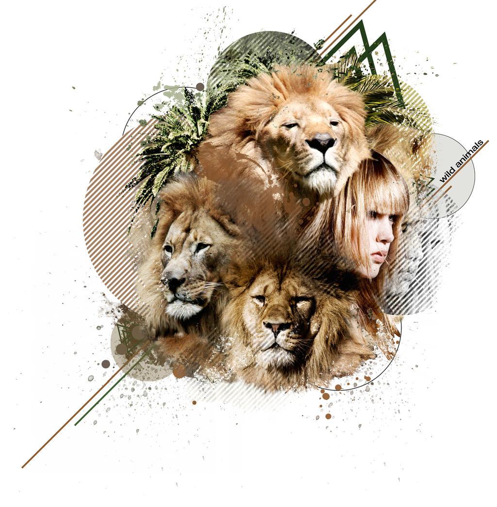 Wild Animals by silverin87