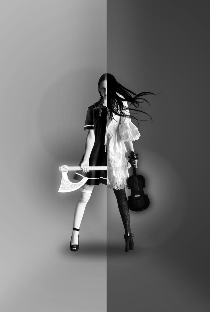Yin Yang by silverin87