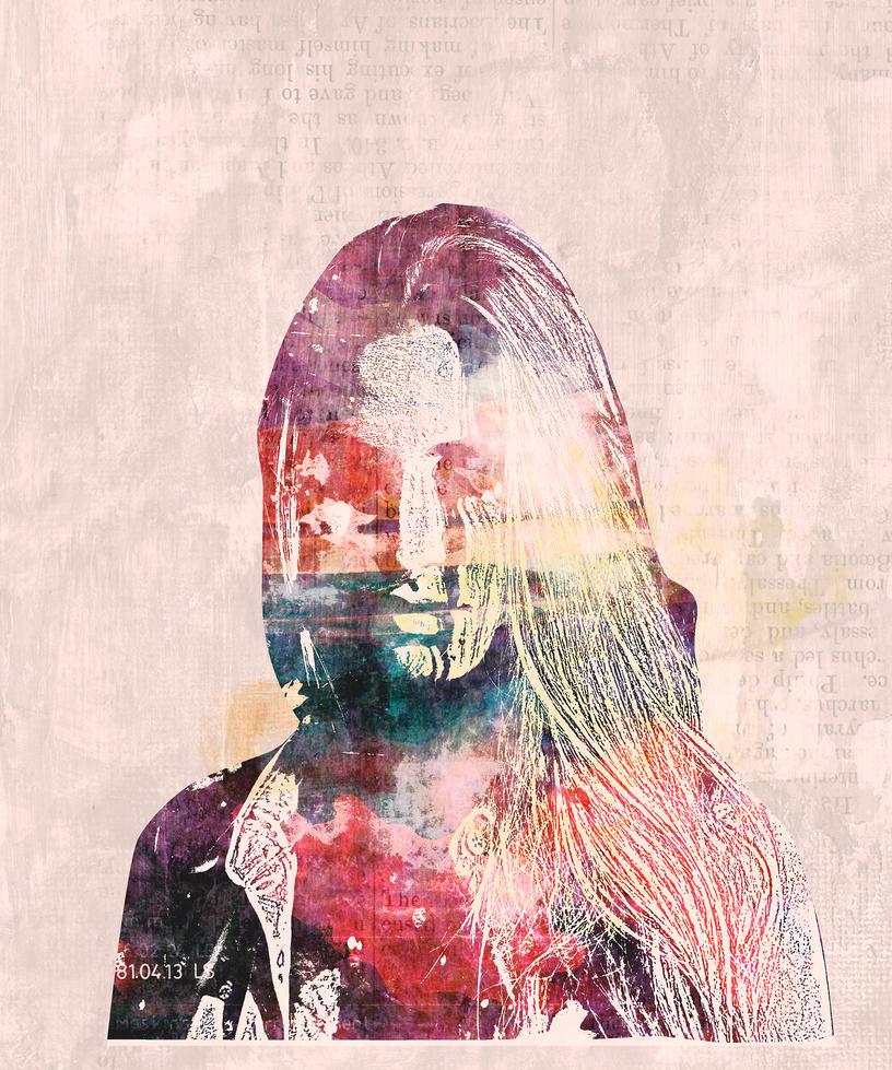 Girl by silverin87