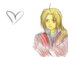 Edward - Sketch