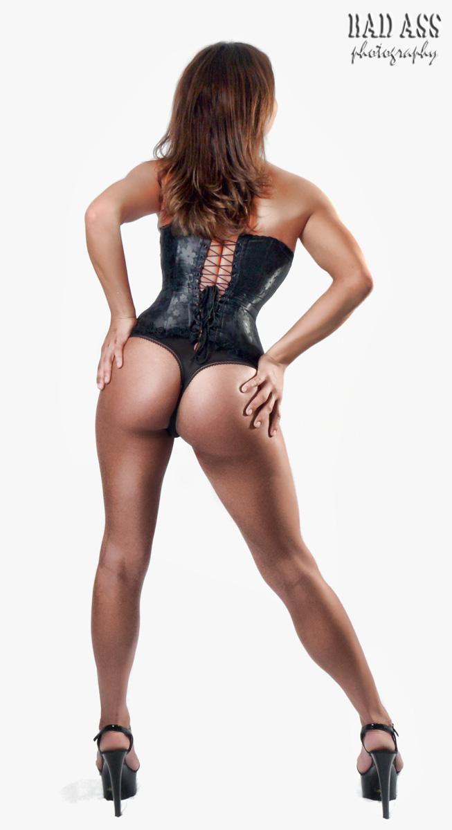 Jenny L corsette by badasstatguy