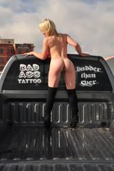 Kayla Klein Bad Ass by Badassphotoguy