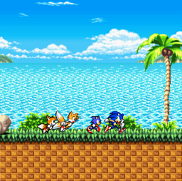 Sonic Advance Generations by wasdye3000