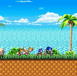 Sonic Advance Generations by wasdye3000