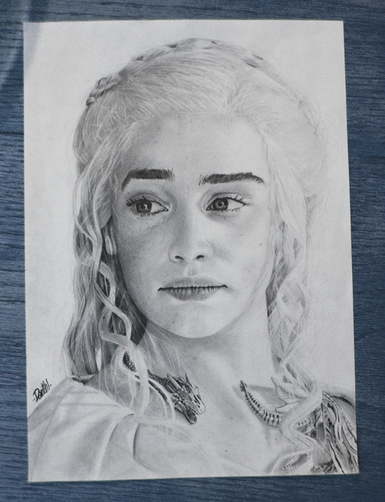 Daenerys - Game of Thrones by Danihl