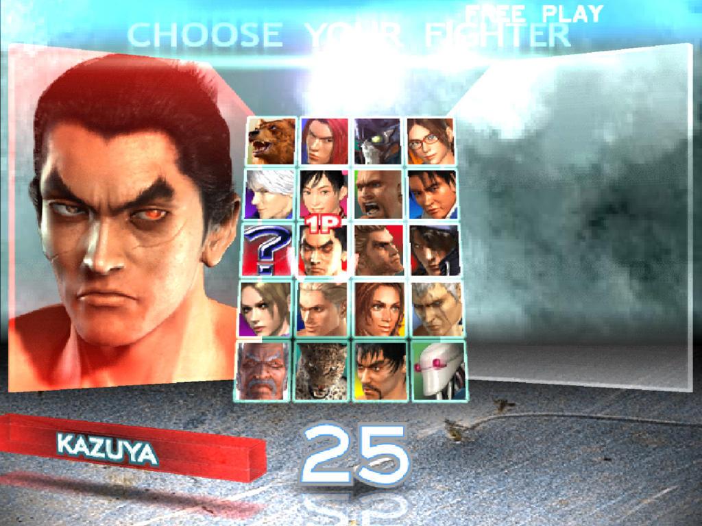 Tekken 4 Kazuya By Mannyweb On Deviantart