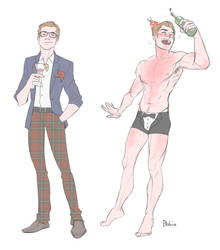 Party Eggsy