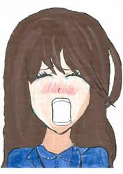 Sachi pleure