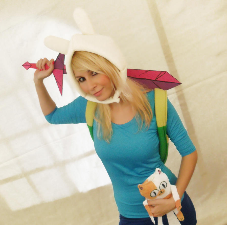 fionna adventure time cosplay - photo #29