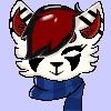 Pixel headshot comish example by 4everabooklovergirl2