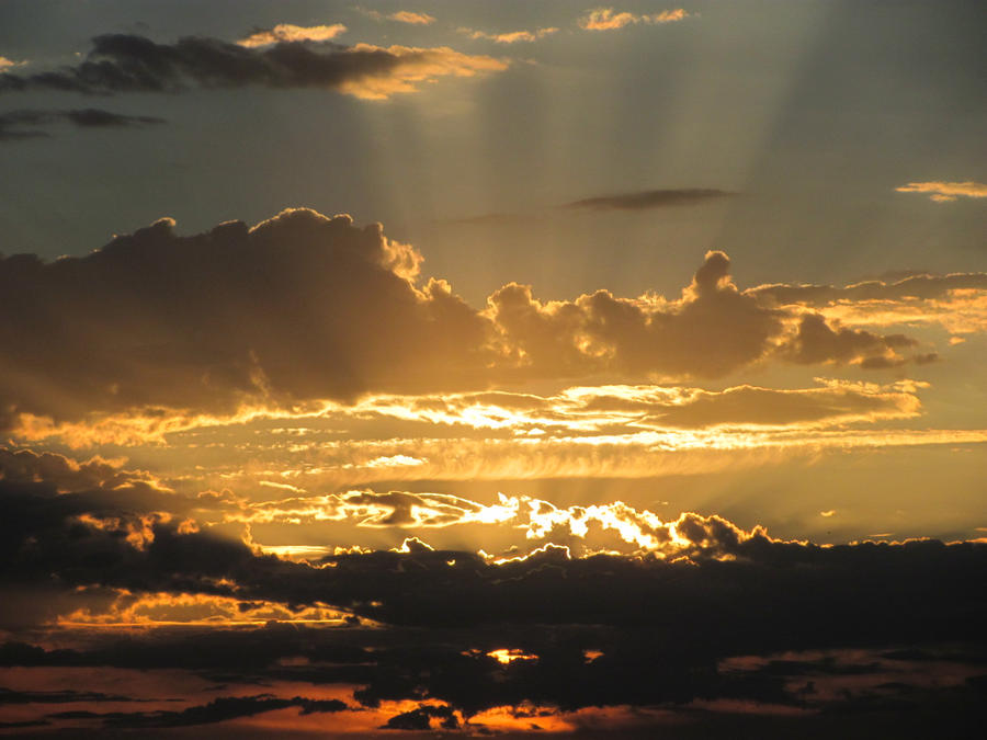 Sunrise by Khryas