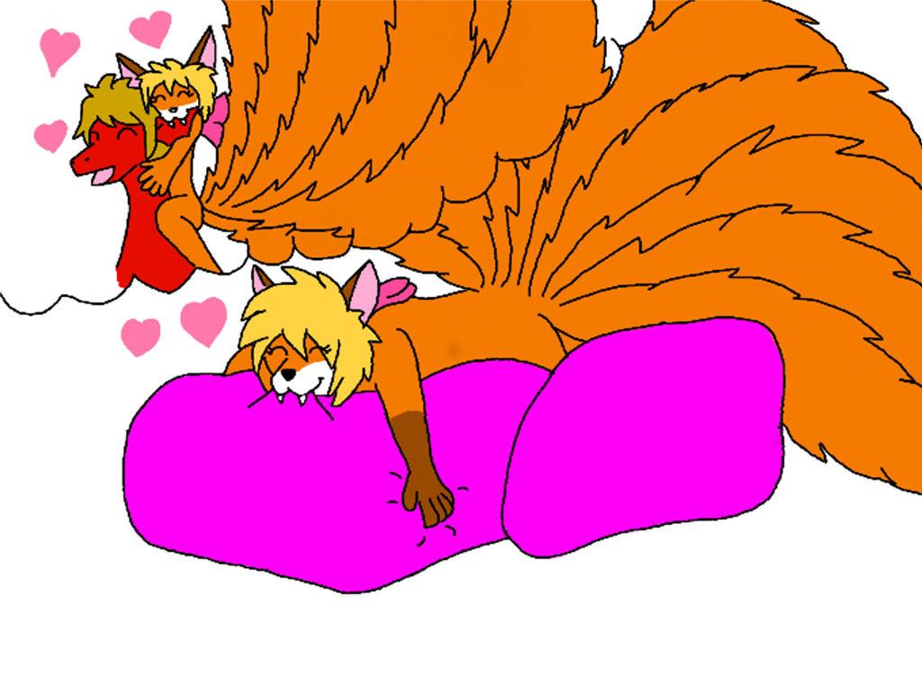 Nom Dream by red-dragon-x7