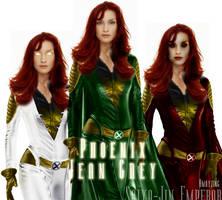 X4?:Phoenix Returns by Saiya-jinEmperor