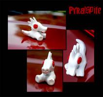 Pyralspite Figurine