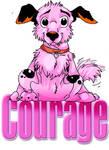 Courage Badge--Mah Version