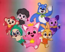Pinkfong Friends