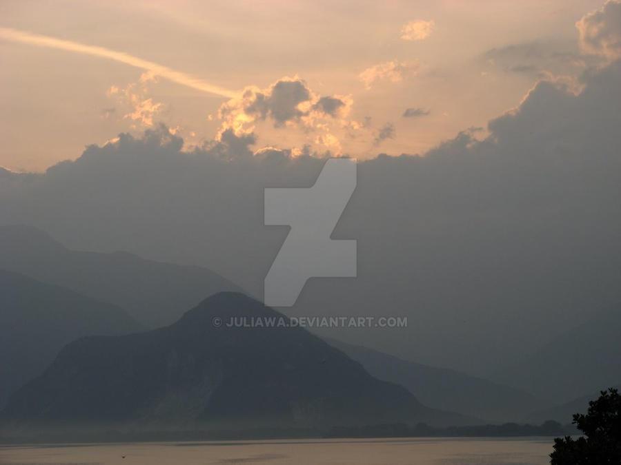 Sunset by JULIAWA