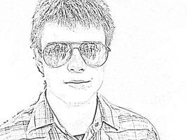 Self Sketch by lilbitgimpy
