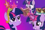 Twilight Sparkle Wallpaper