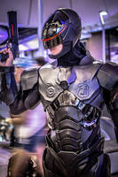 Robocop 2014 ver 3.0  cosplay by VH by Villageshope