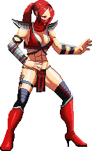 Skarlet Kof XIII style by Riklaionel
