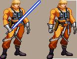 Luke Skywalker by Riklaionel