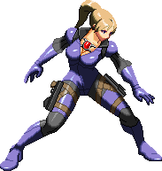 Jill Valentine Kof XIII style by Riklaionel