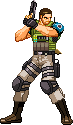 Chris Redfield Re6 by Riklaionel