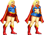 Super girl by Riklaionel